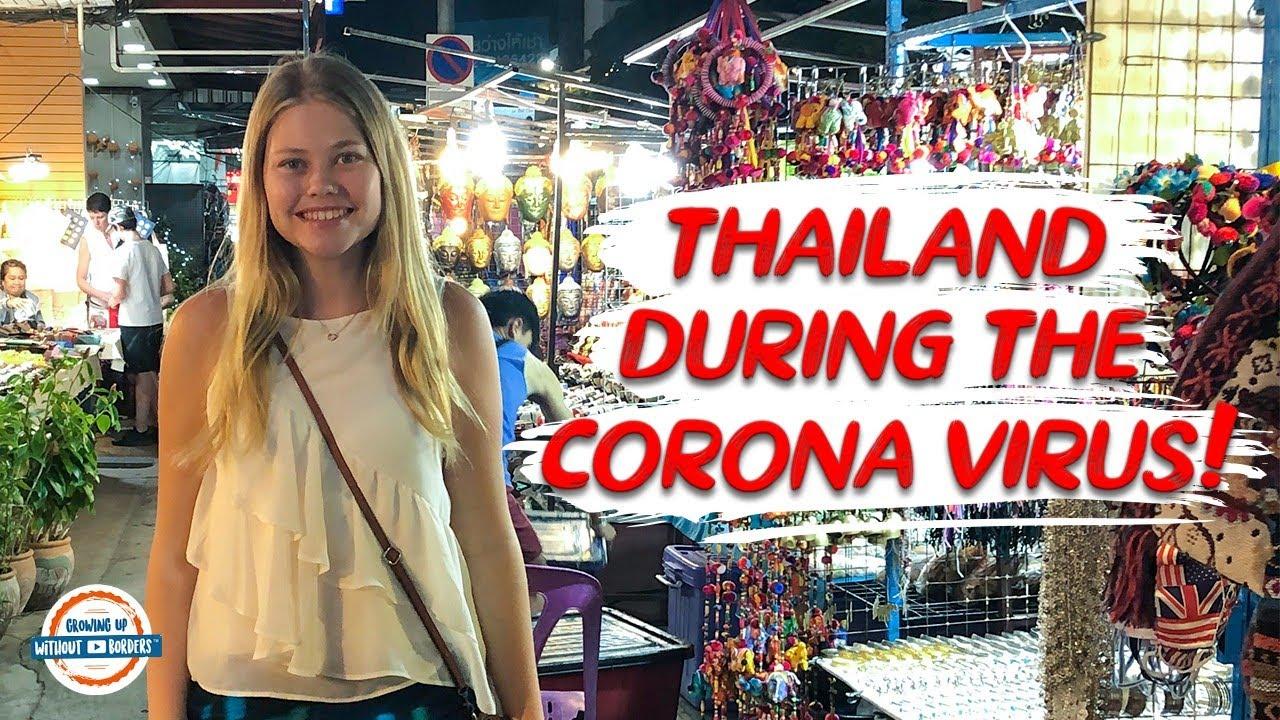 Corona Thailand