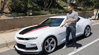 2020 Chevrolet Camaro Test Drive Video Review