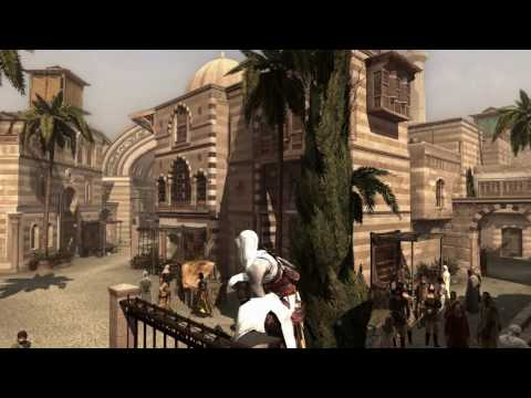 022 Damascus Market (Assassin's Creed) - greynoisemachine