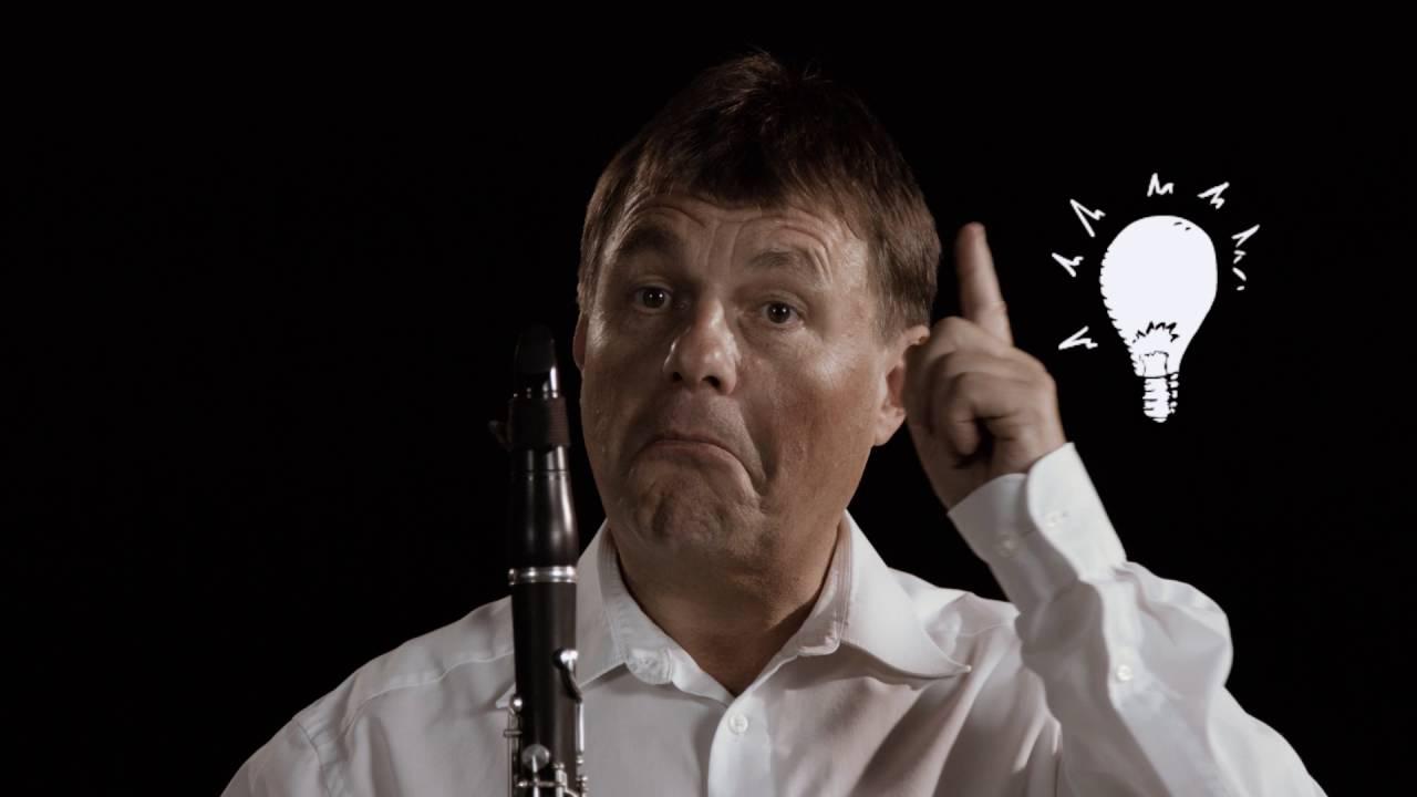 Die Klarinette - ein Holzblasinstrument
