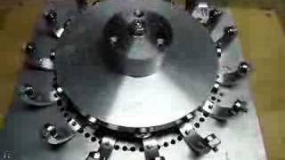 Tests moteur johnson
