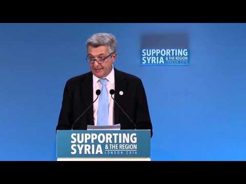 Humanitarian Plenary Session: Filippo Grandi, UN High Commissioner for Refugees, UNHCR