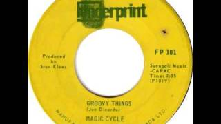 MAGICCYCLE GROOVY THINGS