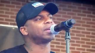 "Jimmie Allen ""Best Shot"" (Live in Memphis TN 06-21-2018) Video"