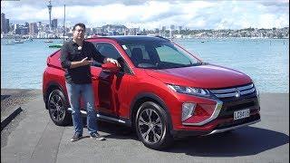 Download Video 2018 Mitsubishi Eclipse Cross VRX - Video Road Report - Company Vehicle Magazine MP3 3GP MP4