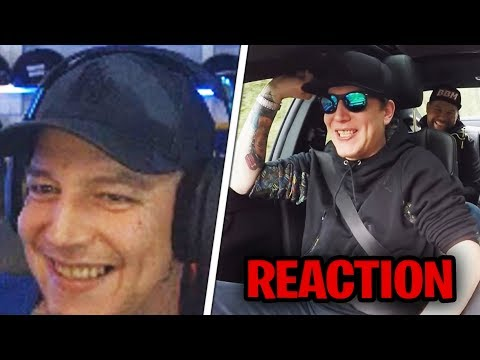 MontanaBlack reagiert auf seinen alten CLS AMG😍 MontanaBlack Reaktion