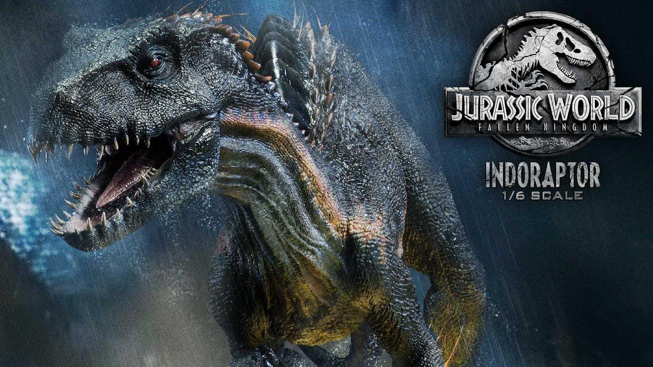 LMCJW2-03: Indoraptor (Jurassic World: Fallen Kingdom)