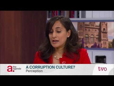 A Corruption Culture?