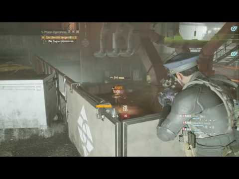 RoX Let's Play #Tom Clancy's The Division Underground# Deutsch [PlayStation 4]