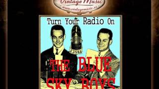 The Blue Sky Boys -- Turn Your Radio On