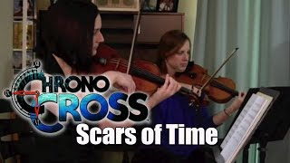 Scars of Time (Chrono Cross) - String Quartet & Harp Cover