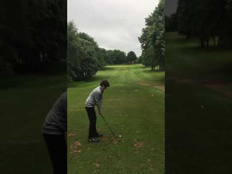 2nd Hole At Durham City Youtube