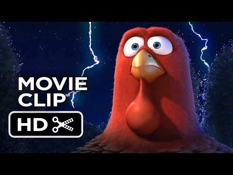 Free Birds Movie CLIP - Time Machine (2013) - Owen Wilson Animated Movie HD