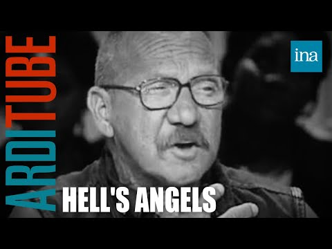 Ralph Sonny Barger à propos des Hell\'s angels - Archive INA