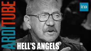 Ralph Sonny Barger à propos des Hell's angels - Archive INA