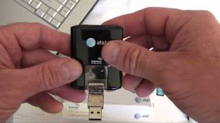unboxing sierra 4g modem USB 313u