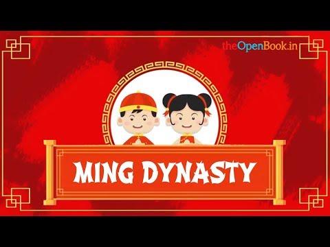 Ming Dynasty   History.