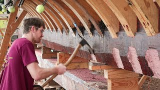 Shaping the Keel / Adze work (EP59)