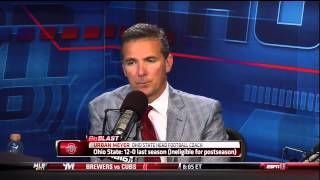 Urban Meyer on The Herd with Colin Cowherd