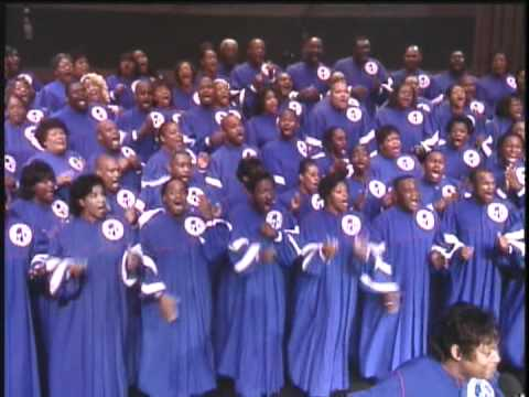 God Is Keeping Me - Mississippi Mass Choir