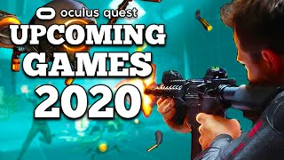 New Oculus Quest Games Coming In 2020 Part 2