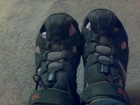 062733019418f Teva Dozer Sandal Review - YouTube