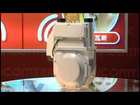 EPC Technology Corporation - Smart Gas Meter & System Introduction