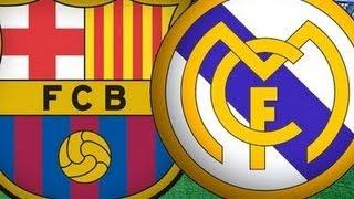 El Clasico : Real Madrid - FC Barcelone