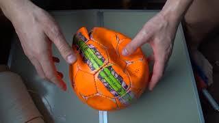 Ремонт футбольного мяча: как правильно зашить или починить пробитый футбольный мяч