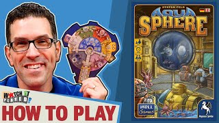 How To Play - AquaSphere