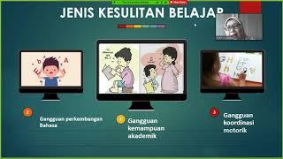 Disleksia (Dyslexia), Gangguan pada Kemampuan Belajar Mencakup Membaca dan Menulis atau Mengeja.