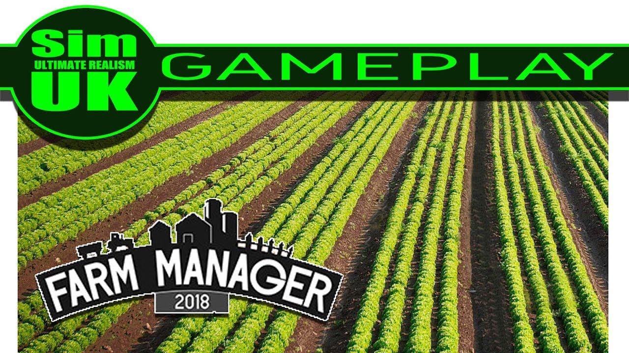 Hurricane Destroys the Farm!   Campaign Chapter 1   Farm Manager 2018 S2E01