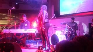 00 Lalah Hathaway sings Cherish the Day LIVE * HOUSTON, TX
