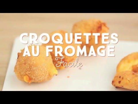 Délicieuses croquettes jambon-fromage très facile - CuisineAZ