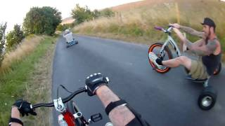 Triad Drift Trike vs Huffy Pro Slider 2 thumbnail