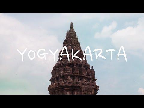5 Days in Yogyakarta/Jogjakarta   #2 Travel Video 2017