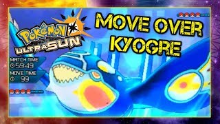 Pokemon Ultra Sun and Moon VGC 2019 Battle - Move Over Kyogre