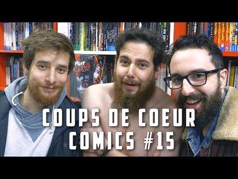 COUPS DE CŒUR COMICS #15 - COMICSBLOG.fr