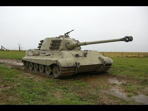 World War 2 Top 10 Tanks (Videos)