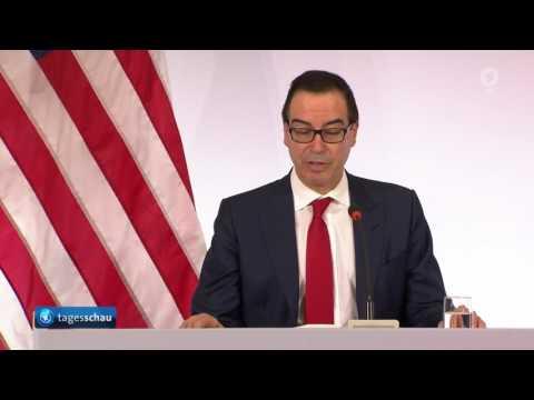 G20-Finanzministertreffen in Baden-Baden
