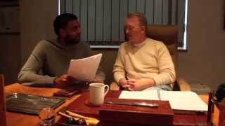 FRANK WARREN - FIRST EVER Q & A WITH IFL TV (& KUGAN CASSIUS) / INC. TICKET GIVEAWAY FOR OCT 10th