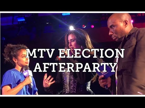 MTV ELECTION  AFTERPARTY VLOG LAUREN JAUREGUI PRETTYMUCH LIZA KOSHY AND MORE Mp3