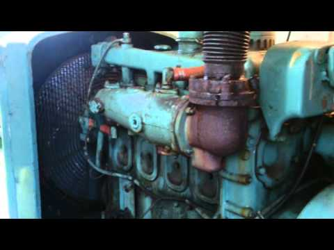 Detroit Diesel 4-71 Generator.