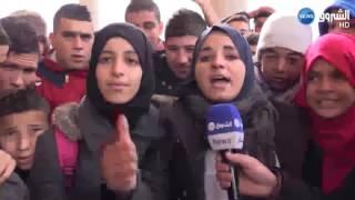 """عين الدفلى: تلاميذ الثانوية الجديدة """"يحيى حجلاوي"""" بالعطاف في إضراب مفتوح"""