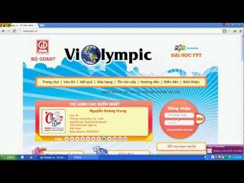 Hướng dẫn hack volmypic 2012