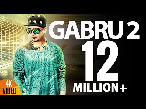 Gabru 2 || J Star || ਗੱਭਰੂ ੨ || Full Official Video || Latest Punjabi Song 2015