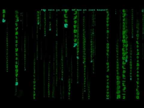 Ubuntu Animated Wallpaper The Matrix Screen Saver Original From Movie Where To