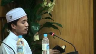 Qori' Sidang Ulama Asean (Al Ustadz Syamsul Effendi, Surah Al Hajj: 73-78) .MPG