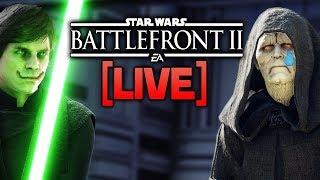 PATCH 1.2 IS LIVE - Star Wars Battlefront 2 live