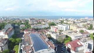 DJI Phanton 4 Smart City Odessa(, 2016-05-15T20:46:40.000Z)